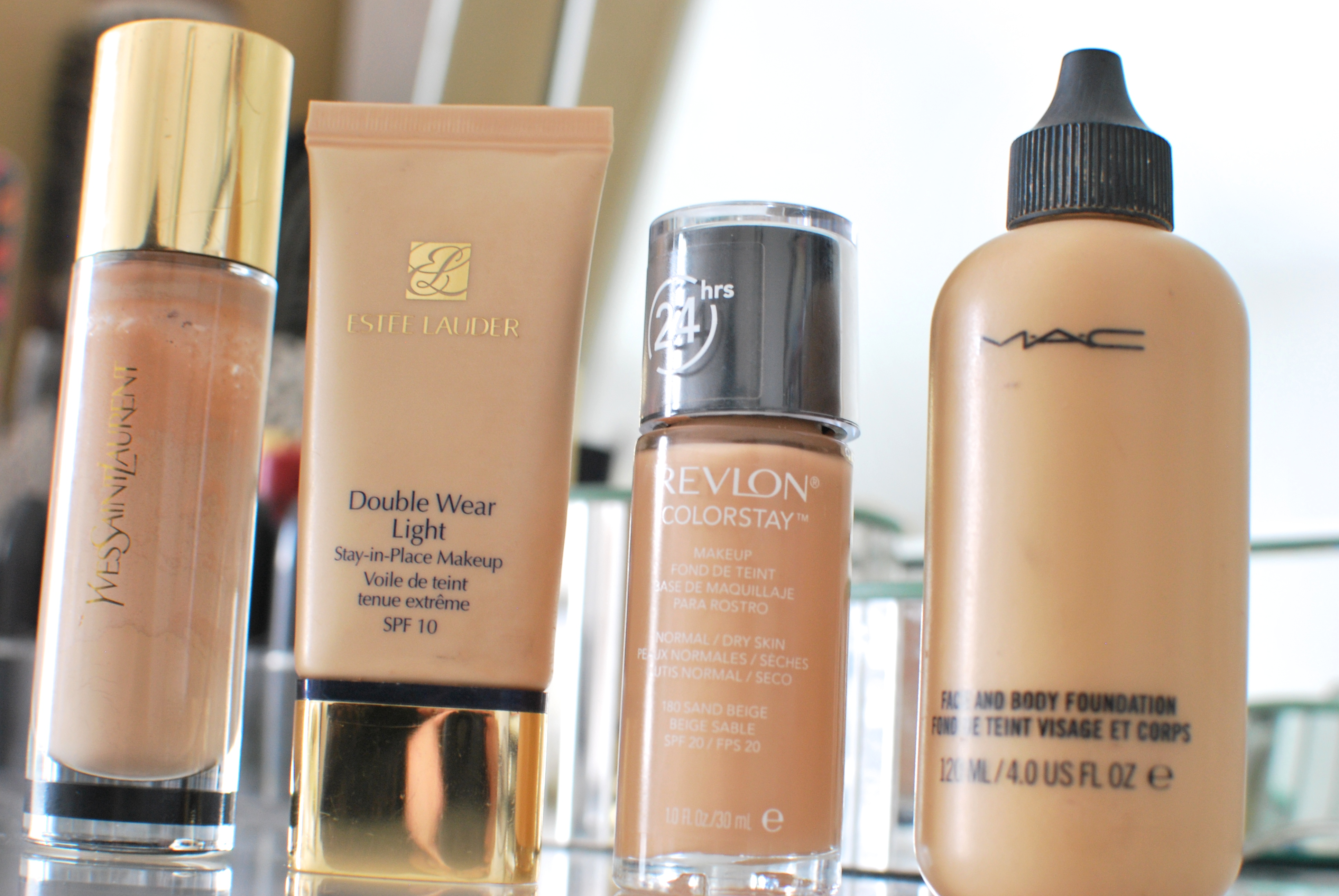 Foundations For Every Skin Type The Beautiful Truth