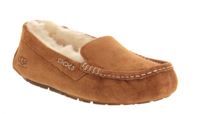 can you wear ugg slippers outside