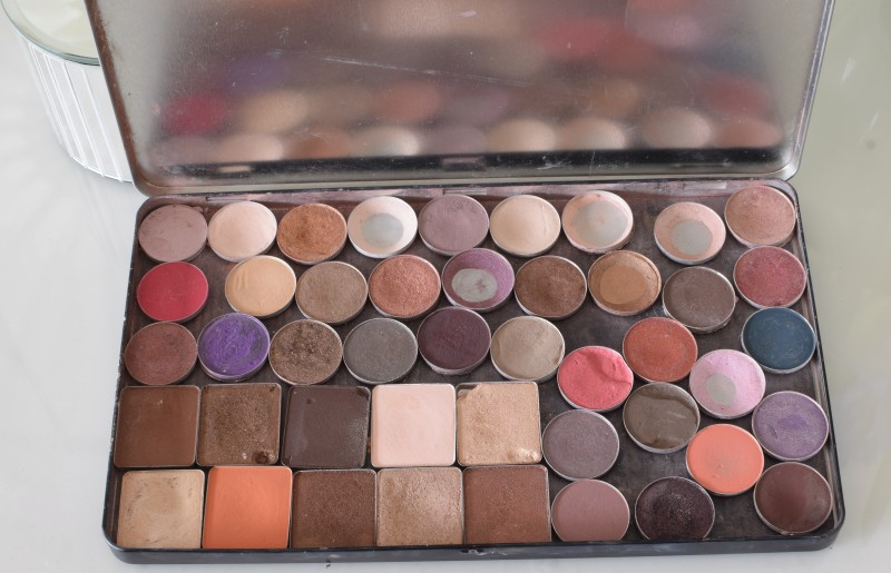 Empty Magneted Palette The Make Up For Ever Is Answer To Our Prayers Costing Only 22 This
